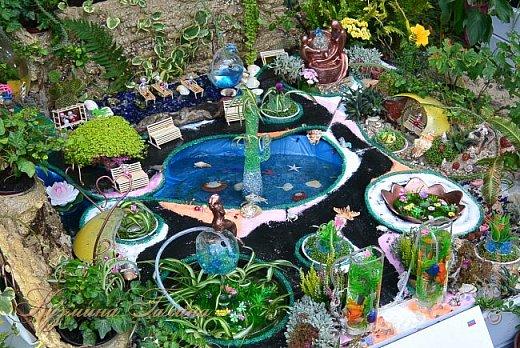 """По сложившейся традиции всех,кто хотел попасть на ежегодную выставку """"Город-сад"""",но не смог в силу ряда обстоятельств,я приглашаю на виртуальную экскурсию. фото 26"""