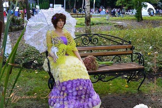 """По сложившейся традиции всех,кто хотел попасть на ежегодную выставку """"Город-сад"""",но не смог в силу ряда обстоятельств,я приглашаю на виртуальную экскурсию. фото 94"""