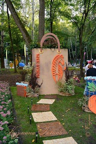 """По сложившейся традиции всех,кто хотел попасть на ежегодную выставку """"Город-сад"""",но не смог в силу ряда обстоятельств,я приглашаю на виртуальную экскурсию. фото 125"""