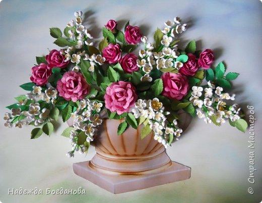 Жасмин и розы. фото 2
