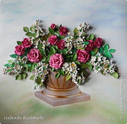 Жасмин и розы. фото 1