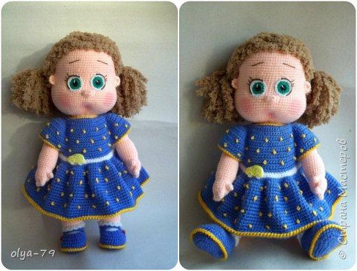 Кукла Варенька.