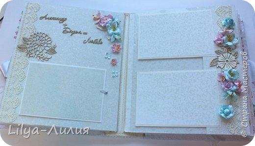 Набор на свадьбу. Альбом , коробочка и папка для свидетельства на свадьбу. фото 11
