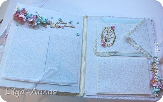 Набор на свадьбу. Альбом , коробочка и папка для свидетельства на свадьбу. фото 22