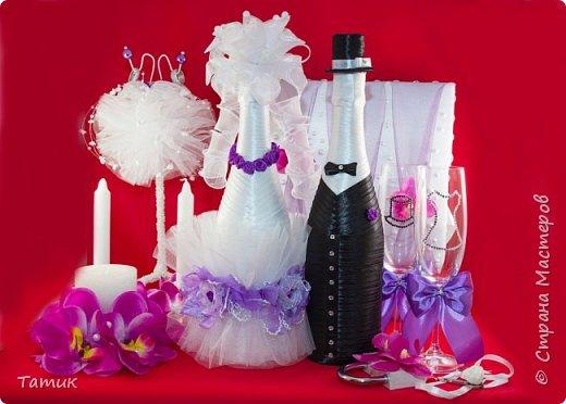 Свадьба в французском стиле фото 8