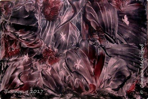 Немного абстракции. Фантастические цветы, ручьи, растения и стрекозы.  Формат работ А4. фото 2