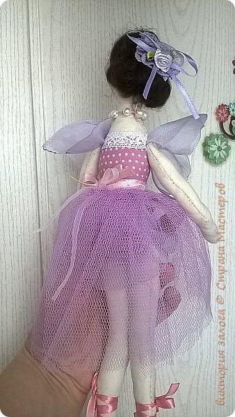 Балерина  Фиалка фото 3