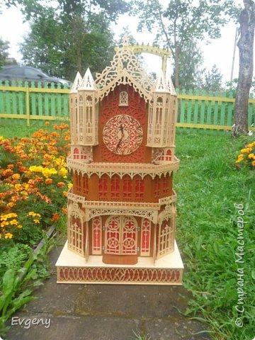 Викторианские часы фото 1