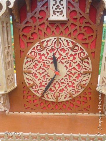 Викторианские часы фото 4