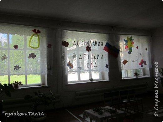 Украшение детского сада на выпускной фото 6