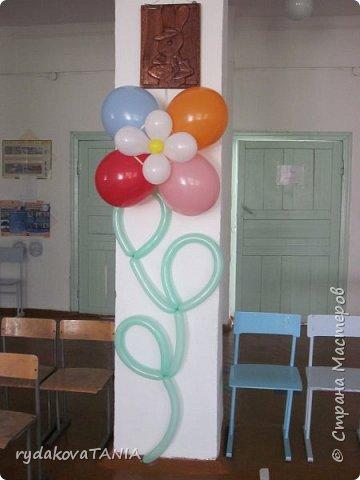 Украшение детского сада на выпускной фото 2