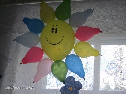 Украшение детского сада на выпускной фото 4