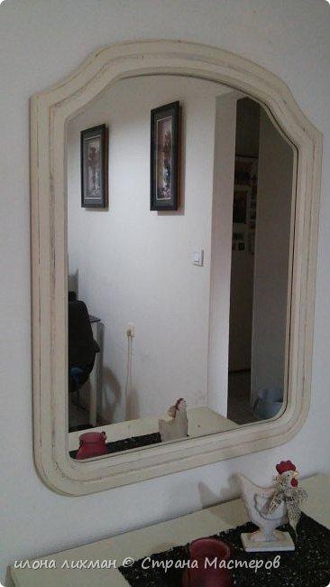 Доброе утро всем всем !Хочу показать вам результат моей работы с меловой краской.Это изобретение Энни Слоун и идеально подходит для перекраски  мебели в стилях прованс,шебби, кантри.Краска имеет шелковистую матовую поверхность и ложится без грунта.Ну да я здесь не для рекламы,а похвастаться...Проходите,смотрите. фото 5
