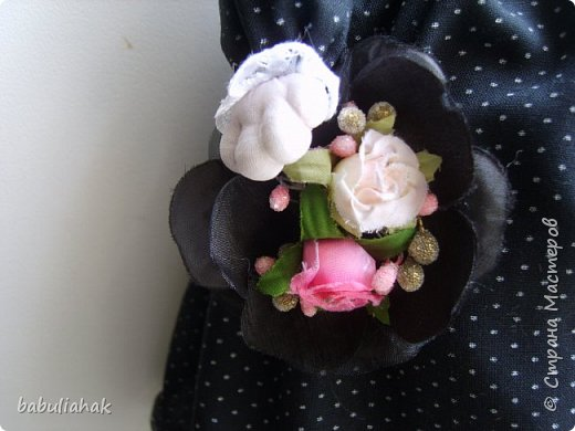 Бабуся -кукла  грелка для чайника. фото 5