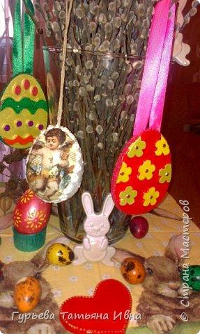 Маленькие подарочки к Пасхе фото 3