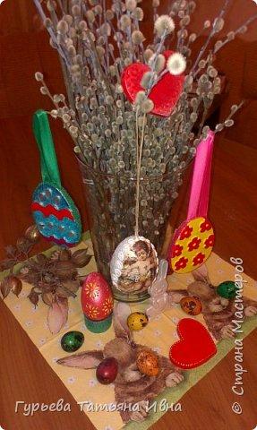 Маленькие подарочки к Пасхе фото 7