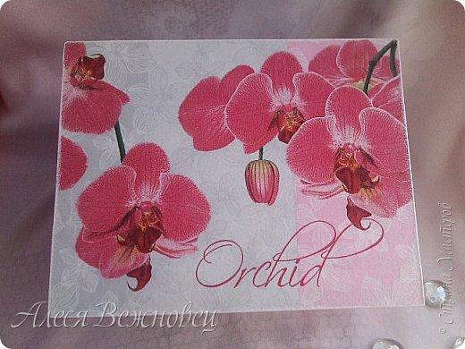 Шкатулка из переплетного картона фото 1
