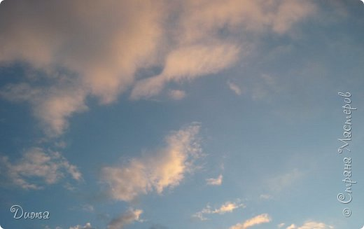 """Всем привет!!! Хочу поделиться с вами красотой!!! """"Закат"""" Фотографировала у себя во дворе . Так красиво, вот бы научиться так рисовать, такие краски, красивые переходы... фото 7"""