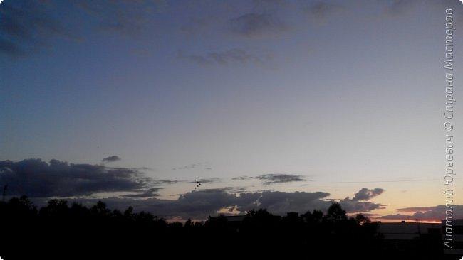 Всем добрый день! Вашему вниманию продолжение о Подмосковных вечерах. Все фото выполнены из одной точки наблюдения, но в разное время:)) - Фото сделаны на обычном смартфоне) фото 6