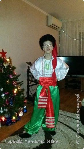К Новогоднему утреннику был заказан костюм  казака. фото 5