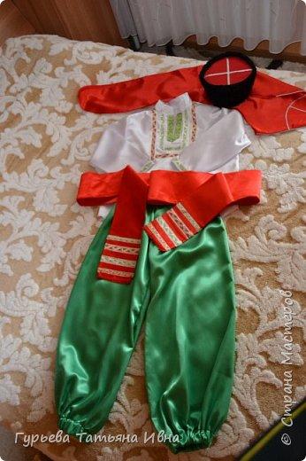 К Новогоднему утреннику был заказан костюм  казака. фото 4