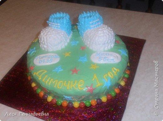 Мои тортики фото 33