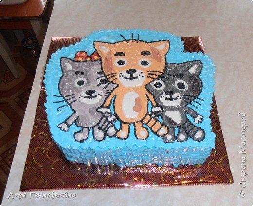 Мои тортики фото 35