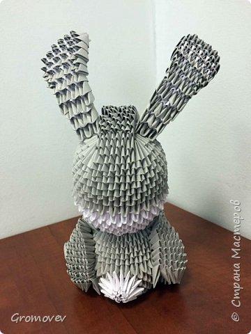 Заяц с моковкой фото 4