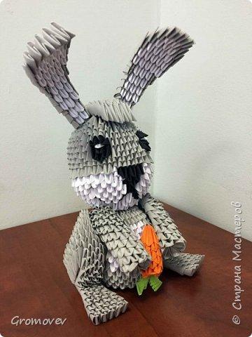 Заяц с моковкой фото 6