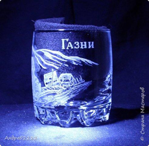 В память о службе, для воина интернационалиста, были сделаны эти стаканы. фото 10