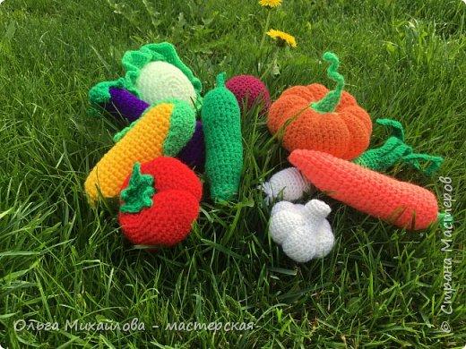 Для развивающих занятий с малышом просто необходимы наборы овощей и фруктов. В таком исполнении они очень привлекательны для малышей. Уже опробовали на развивающих занятиях.