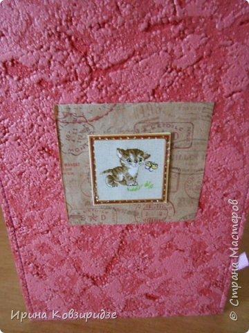 Оказывается. вот ещё открытки из этой серии. Ну, это уж точно последние! Теперь коты будут, но уже другие...Не забудьте похвалить рисунки Натальи Ильиновой, посмотрите, какие они замечательные-добрые и красивые. фото 4