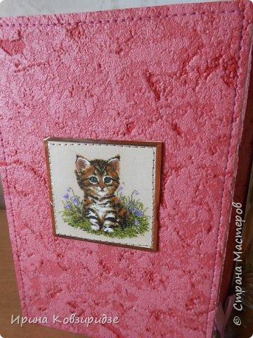 """Последние открытки из серии """"Кошки"""" по рисункам Натальи Шумихиной (Ильиновой в СМ). Я постаралась, чтобы все 16 рисунков имели отдельную открытку, а внутри я дублировала вторые экземпляры рисунков произвольно.Поэтому вы увидите какие-то рисунки дважды. фото 10"""
