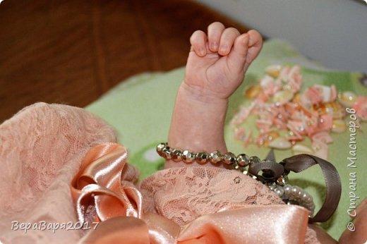 Волшебные башмачки для крестин моей девочки фото 5