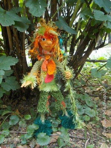 Не знаю, почему, но полюбились мне  лесные человечки.  фото 9