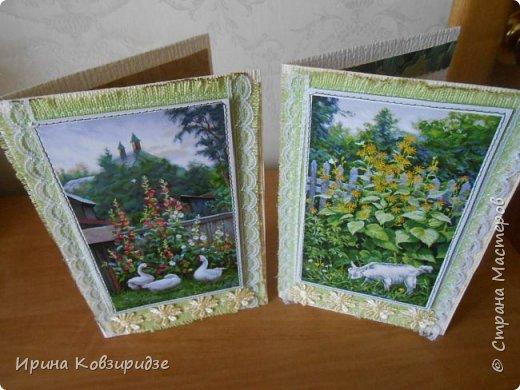 Две открытки на сельскую тему. фото 1