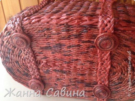 Плетеные корзины и корзиночки фото 6