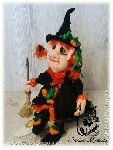 Адалинда - ведьма Хеллоуина фото 1