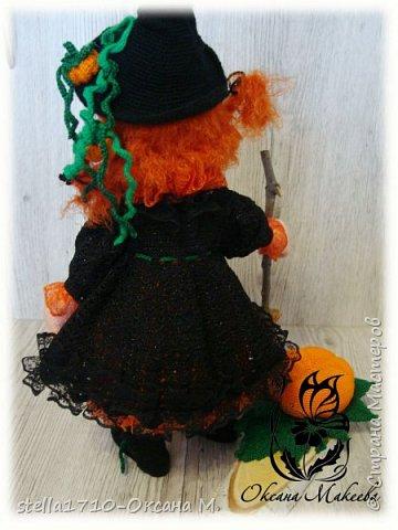 Адалинда - ведьма Хеллоуина фото 4