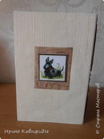"""Три открытки """"Собаки"""". Но котам так понравилось у меня жить, что они тоже затесались в эту компанию. фото 5"""