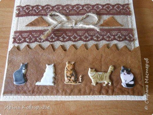 """Три открытки """"Собаки"""". Но котам так понравилось у меня жить, что они тоже затесались в эту компанию. фото 14"""