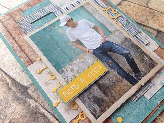 Джинс,  джинс,  джинс:) Открытка для молодого человека 17 лет:) фото 7
