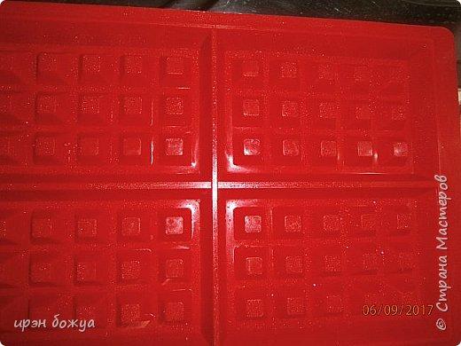 Вафли приготовлены с помощью силиконовой формы приобретенной на Алиэкспресс. фото 4