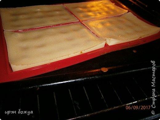 Вафли приготовлены с помощью силиконовой формы приобретенной на Алиэкспресс. фото 7