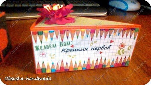Тортик с с пожеланиями на День Учителя фото 9