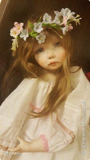 Почему такое название у этой записи? Да всего лишь потому, что куклы - это отдельный мир.  фото 1