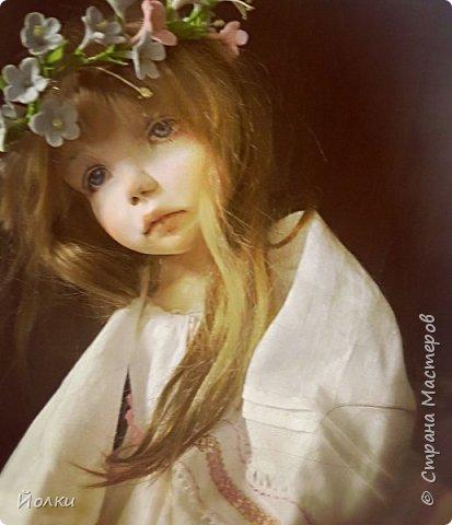 Почему такое название у этой записи? Да всего лишь потому, что куклы - это отдельный мир.  фото 2