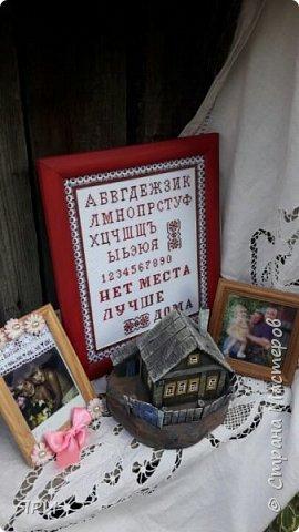 Здравствуйте, друзья и соседи любимой Страны  мастеров! Вышитый алфавит для самой маленькой девочки в нашей семье, наконец, достойно оформлен . Смотрим подробности... фото 3