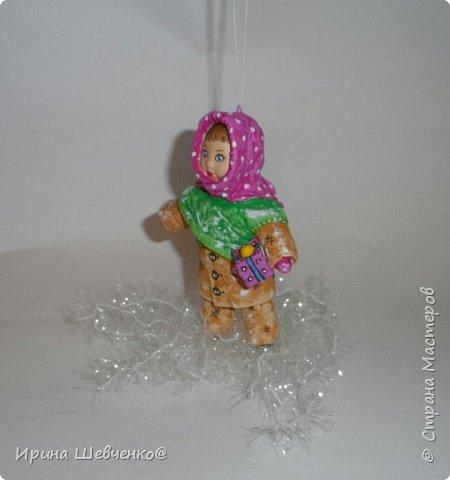 Ватная игрушка) фото 2