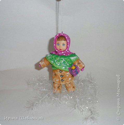 Ватная игрушка) фото 1